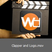 clapper-and-logo