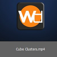 cube-clusters